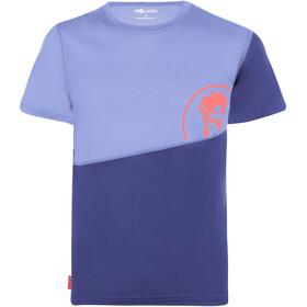 TROLLKIDS Sandefjord T-Shirt Kids, dark purple/lavender